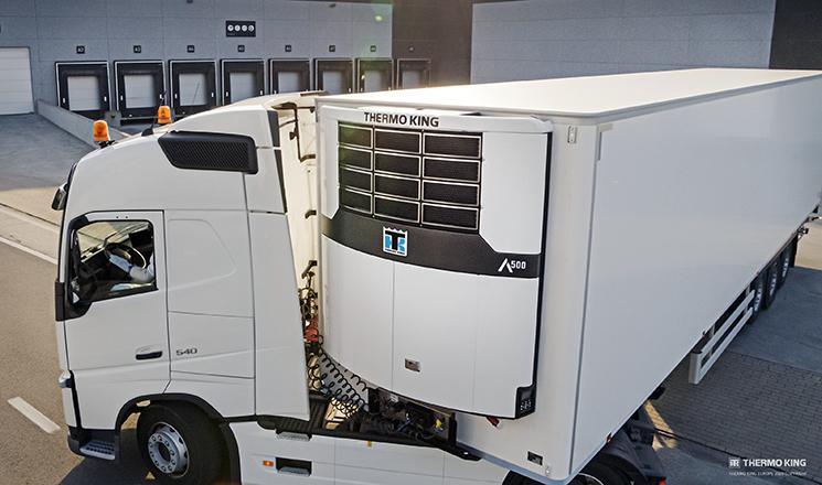 Thermo King presenta su nueva línea de equipos de refrigeración Advancer