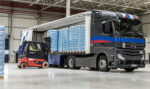 Las 44 toneladas podrían dejar sin trabajo al 30% del transporte