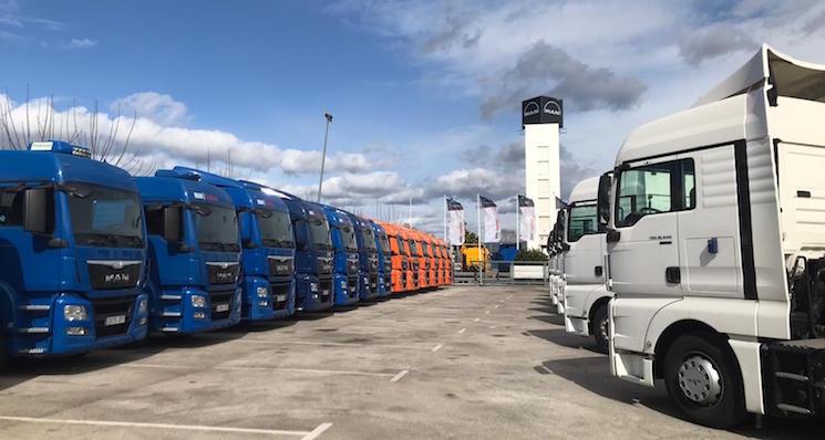 MAN Top Used amplía su cobertura y especialización con un centro nuevo solo de buses en Ciempozuelos y la ampliación de las instalaciones de Barcelona y Toledo.