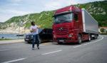 Mercedes-Benz incorpora de serie en el Actros su asistente de frenado más avanzado