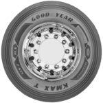 Goodyear completa la gama de neumático de camión con los nuevos KMAX T GEN-2