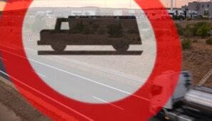 La DGT levanta las restricciones a camiones del 30 de octubre al 9 de noviembre.