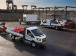 La Ford Transit ahora disponible con caja automática de 10 velocidades