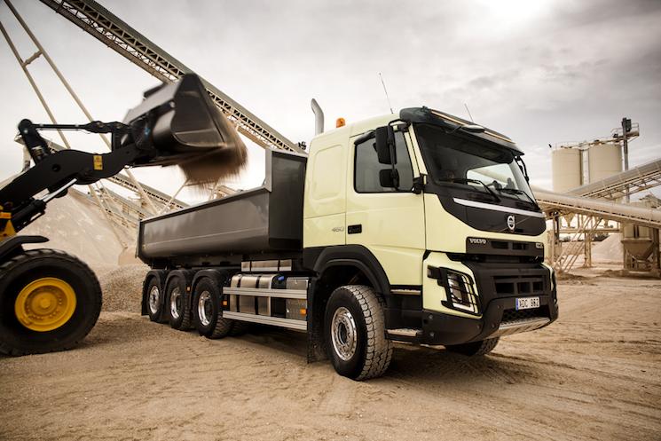 Volvo Trucks celebra el décimo aniversario del FMX.