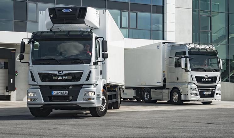 El ATP introduce novedades en los vehículos y en los equipos de frío de transporte de mercancías perecederas.