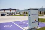 Andamur dispone de cargadores eléctricos en Álava y Pamplona