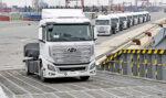 El camión de hidrógeno de Hyundai circulará en septiembre en Suiza