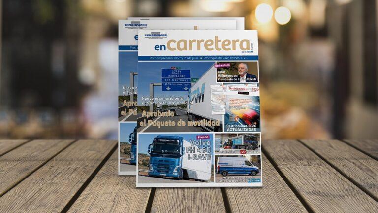 Revista Fenadismer enCarretera. Edición 108