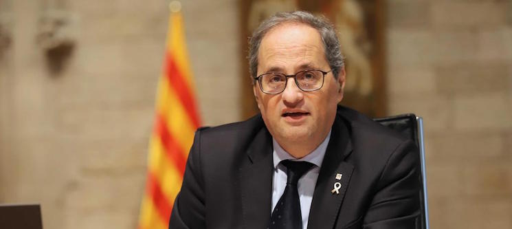 La Generalitat se olvida del transporte de mercancías como actividad esencial