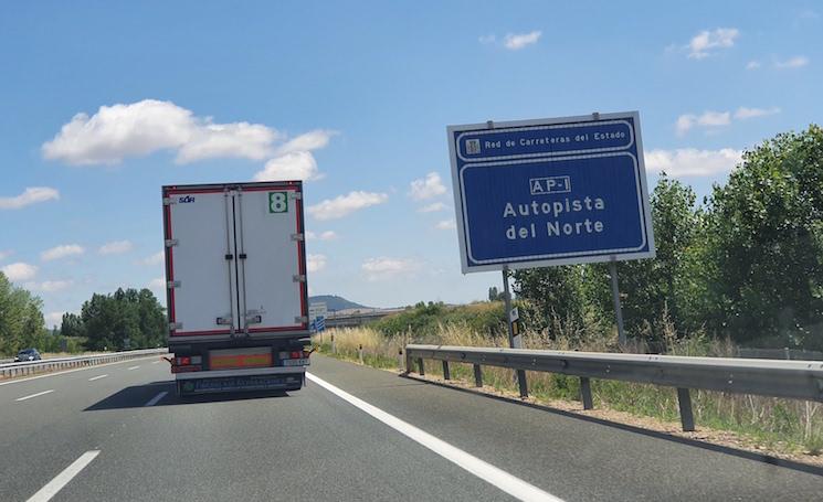 Este domingo 16 de agosto comienzan las restricciones para camiones en la AP1, N1 y A1.