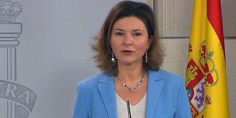 María José Rallo, secretaria general de transporte, se ha reunido con el Comité Nacional para tratar las diez reivindicaciones del sector.