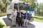 Renault Trucks entrega el primer D Wide Z.E. 100% eléctrico a Urbaser