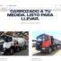 En la web de Scania se ha creado una nueva sección para acoger a los vehículos XT carrozas listos para su entrega inmediata.