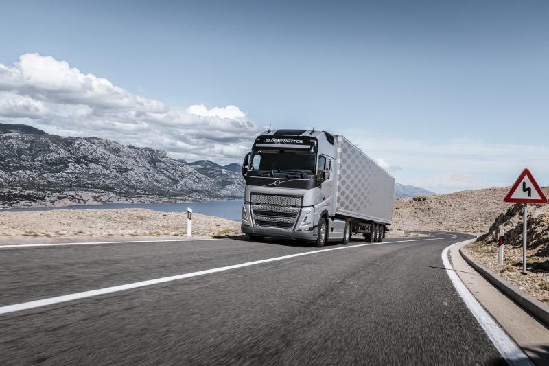 El nuevo Volvo FH con I-Save ahora hasta un 10% de combustible