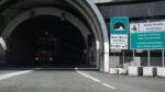 Cierres nocturnos del Túnel del Mont Blanc en septiembre