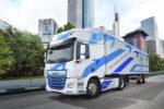 DAF inicia la venta del CF eléctrico con 200 kilómetros de autonomía