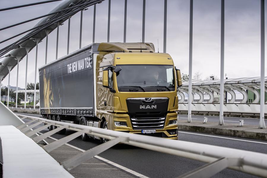 La nueva generación de camiones MAN ahorra un 8,2% de combustible