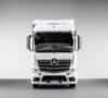 Mercedes-Benz añade el nuevo Actros F y el Actros Edition 2 a la gama Actros