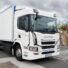 Scania empieza la electrificación de su gama con un camión eléctrico puro y un híbrido enchufable para distribución