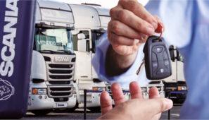 Días del Camión de Ocasión de Scania desde 499 euros/mes