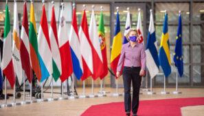 La Unión Europea quiere proteger la libre circulación de mercancías durante la pandemia
