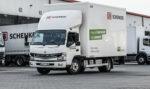 El Fuso eCanter se va a incorporar a la flota de DB Schenker España
