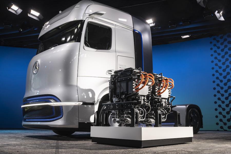 Habrá 100.000 camiones de hidrógeno en uso en Europa en 2030