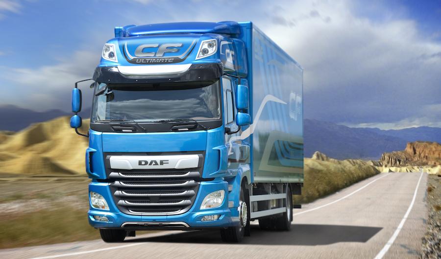 DAF lanza el Pack Ultimate para los CF y XF con motores de 11 y 13 litros