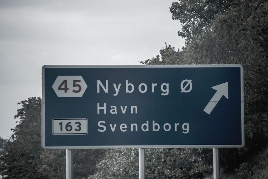Dinamarca exige salario mínimo para conductores en cabotaje o transporte combinado a partir del 1 de enero