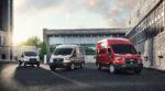 Ford anuncia la E-Transit 100% eléctrica con 350 kilómetros de autonomía