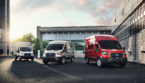 Ford anuncia la E-Transit 100% eléctrica disponible con 350 kilómetros de autonomía