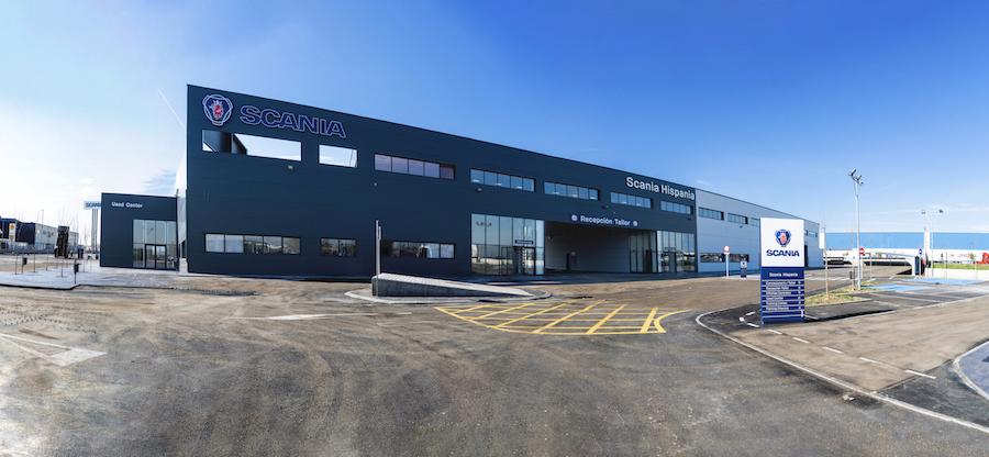 Scania Hispania inaugura instalaciones en Madrid