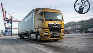 El nuevo MAN TGX designado como International Truck of the Year 2021