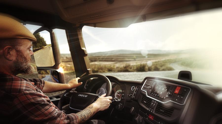Alexa llega a los camiones IVECO