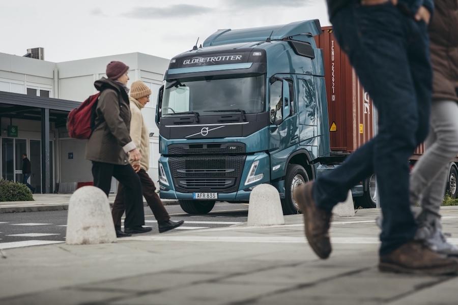 Los camiones Volvo podrán disponer de Alexa a partir de marzo de 2021