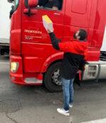 Continental agradece a los transportistas su labor esencial durante la pandemia