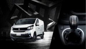 Fiat Talento disponible con cambio automático