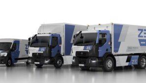 Renault Trucks amplía la oferta de la gama eléctrica Z.E.