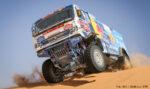 Primeras etapas Dakar 2021 camiones: intenso duelo de Maz contra los Kamaz