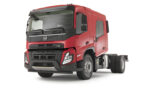 Volvo Trucks pone en el mercado los FM y FMX con cabina doble