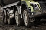 El nuevo neumático Michelin X Works HLZ permite cargas de hasta 10 Tn por eje