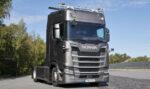 Scania inicia pruebas con un camión autónomo en vías públicas