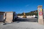 Aparcamiento seguro para camiones de Exolum (antes CLH) en Barcelona