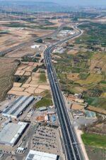 Entran en servicio 14 kilómetros más de la A68 en Zaragoza
