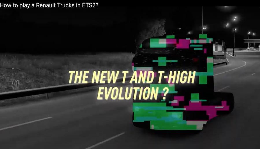 Renault Trucks anuncia nuevas gamas 2021 de las series T, C y K
