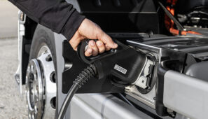 Los fabricantes europeos quieren 11.000 electrolineras y 300 hidrogeneras para camiones en 2025