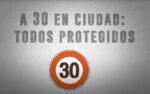 Un mes para la entrada en vigor de los 30 kilómetros en ciudades