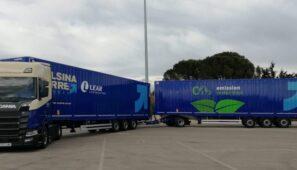Ayudas para la renovación de flota a cambio de peajes, 44 toneladas y duotrailers