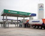 Andamur sigue aumentando su red de estaciones de servicio en España y Europa