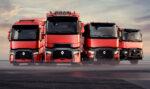 Evolución 2021 de las gamas T, T High, C y K de Renault Trucks
